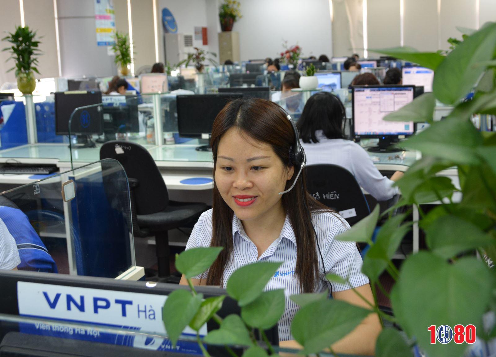 Các kênh đăng ký lắp đặt dịch vụ Viễn thông VNPT tại Hà Nội