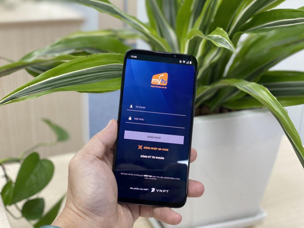 Hướng dẫn cài đặt truyền hình MyTV bằng số điện thoại di động trên Smartphone