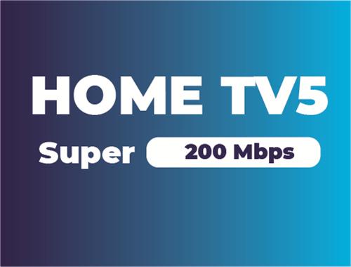 HOME TV5 SUPER