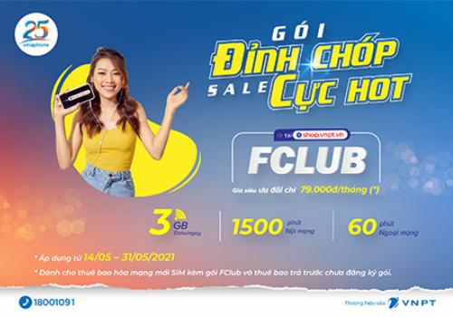 Đăng ký mua gói cước Fclub online