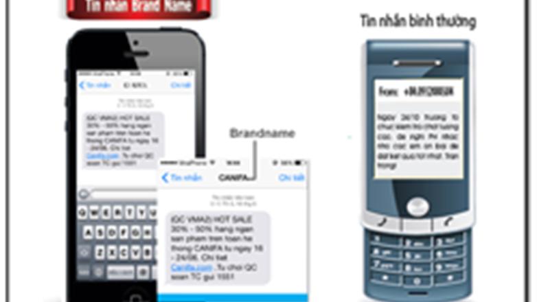 SMS BRANDNAME - DỊCH VỤ TIN NHẮN THƯƠNG HIỆU